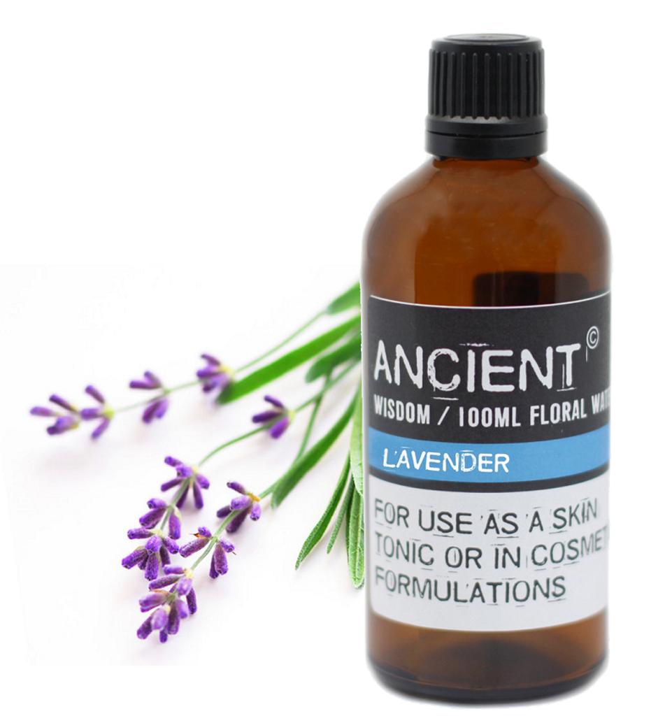 Lavender Floral Water Natural Skin Toner 100ml