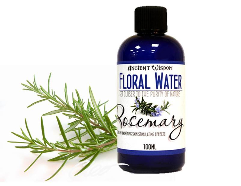 Rosemary floral water 100ml