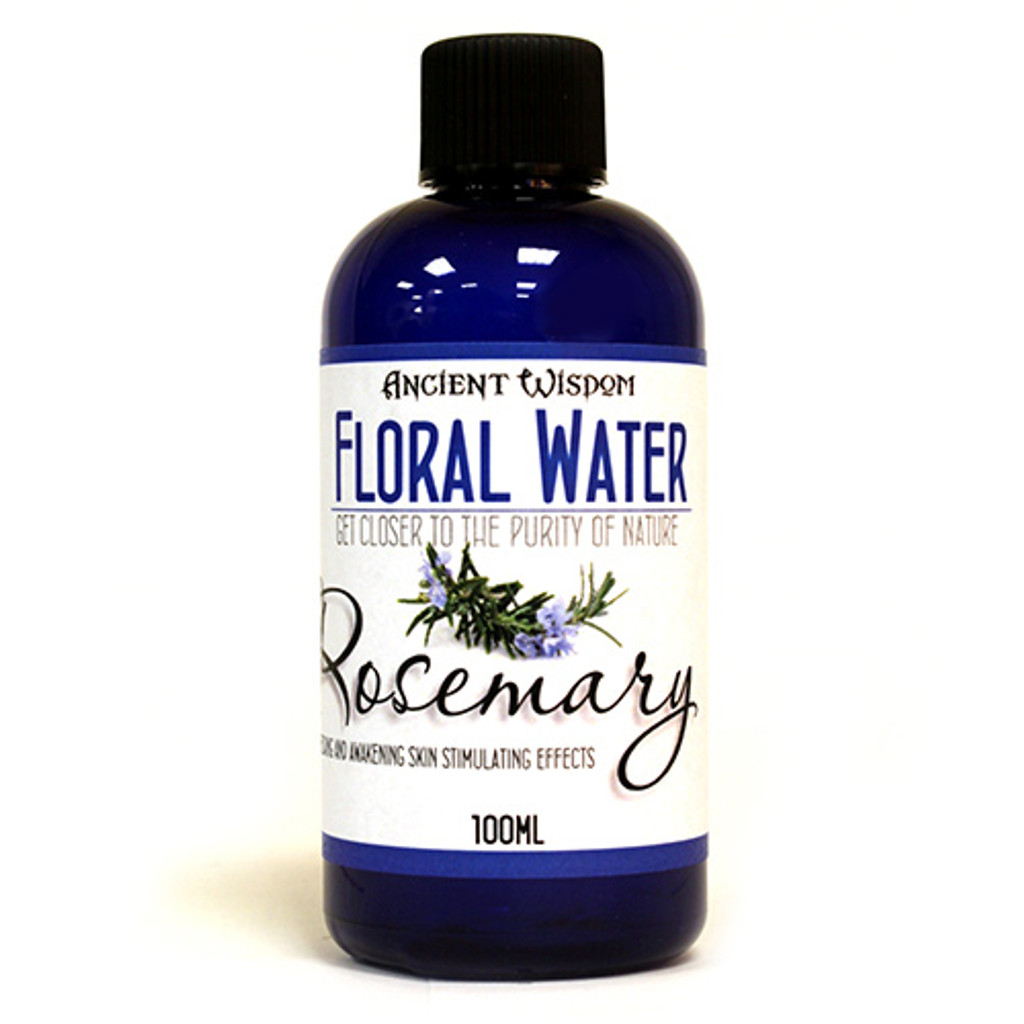 ancient wisdom rosemary floral water