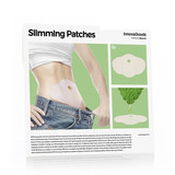 Innova Herbal Stomach Slimming Patches ~ Pack of 5
