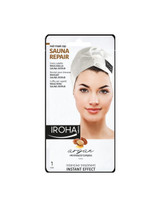 Iroha Nature Sauna Repair Argan Oil Intensive Hair Mask Cap