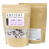 Himalayan Bath Salts Sensual Blend with Ylang & Rose 500g