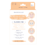 Danielle Creations Cleansing Detoxifying Foot Pads x 10