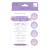 Danielle Creations Sleep Well Detoxifying Foot Pads x 10
