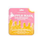 Kocostar Strawberry Waffle Sheet Mask (Oily Skin)