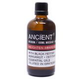 Heighten Awareness Essential Oils Blend Massage & Bath Oil 100ml