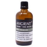 PMT Rescue Essential Oils Blend Massage & Bath Oil 100ml