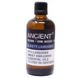 Sleepy Lavender Essential Oils Blend Massage & Bath Oil 100ml