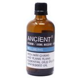Wellbeing Essential Oils Blend Massage & Bath Oil 100ml