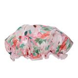 Danielle Simply Pink Floral Shower Cap