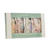 Inner Balance Renew & Restore Bath Salts Gift Set 4x100g