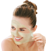 Iroha Green Tea Peel-Off Mask 25g