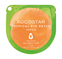 Kocostar Papaya Radiant Glow Under Eye Patch - 1 Pair