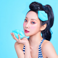 Kocostar Refreshing & Clean Mint Grape Lip Mask: 20 Pot
