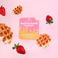 Kocostar Strawberry Waffle Sheet Mask (Oily Skin)