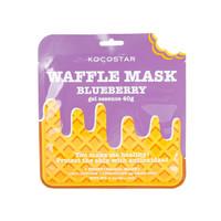 Kocostar Blueberry Waffle Sheet Mask (Combination Skin)