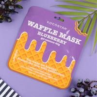 Kocostar Blueberry Waffle Mask