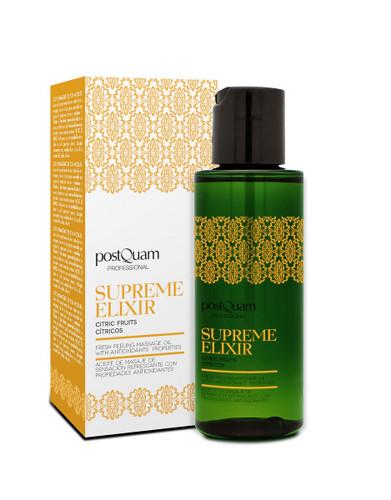 PostQuam Supreme Elixir Citrus Fruits Massage Oil 100ml
