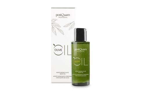 PostQuam Olive Oil Hydrating & Softening Body Oil 100ml