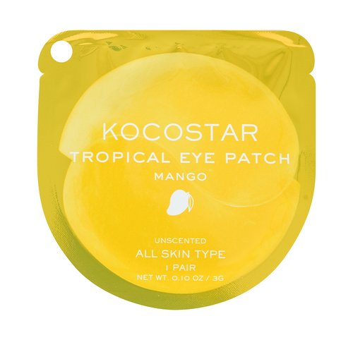 Kocostar Mango Rejuvenating Under Eye Patch - 1 Pair