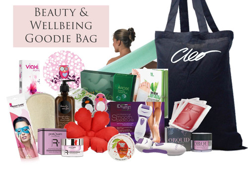 Beauty & Wellbeing Goodie Bag