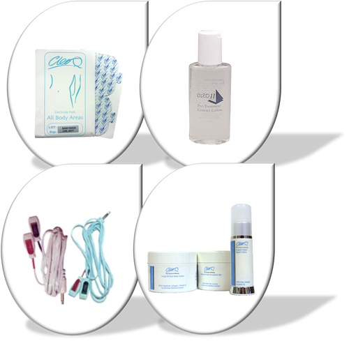 CLEO II BODY TREATMENT PACK