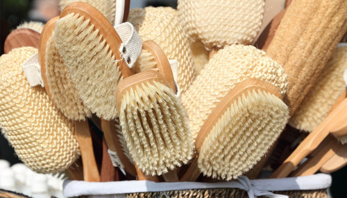 (Dry) Body Brushing Benefits