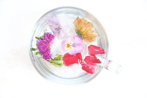 5 Ways to Enjoy Fabulous Floral Waters