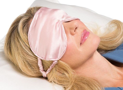 Why every woman needs an eye mask