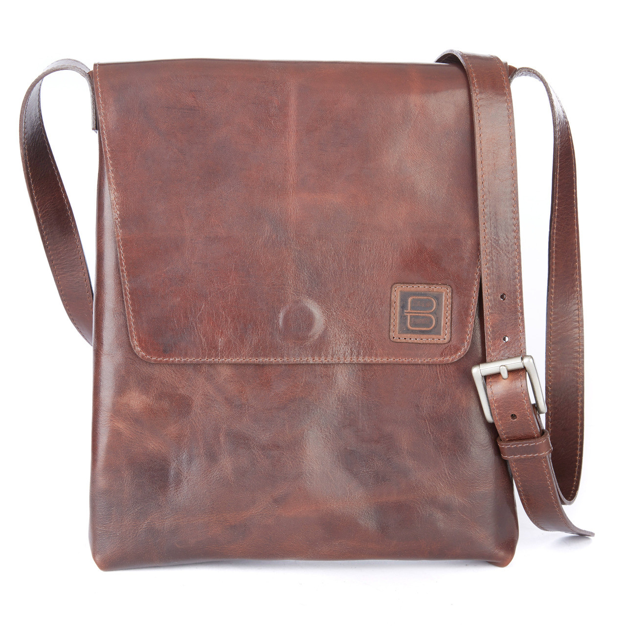 ff862296a7 Faust Leather Crossbody Bag for Men   Women