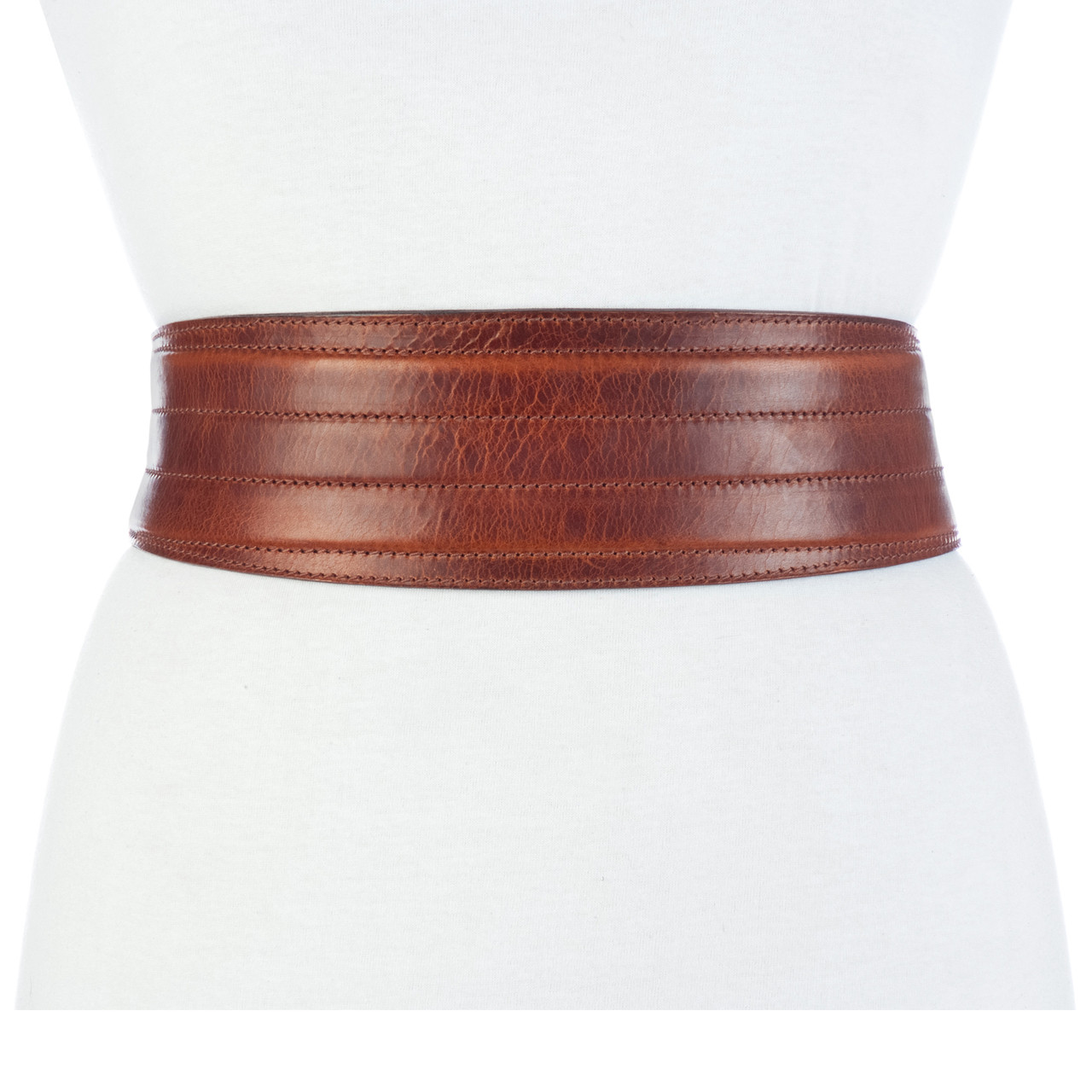 ea98836392 Ruza Leather Waist Cincher for Women
