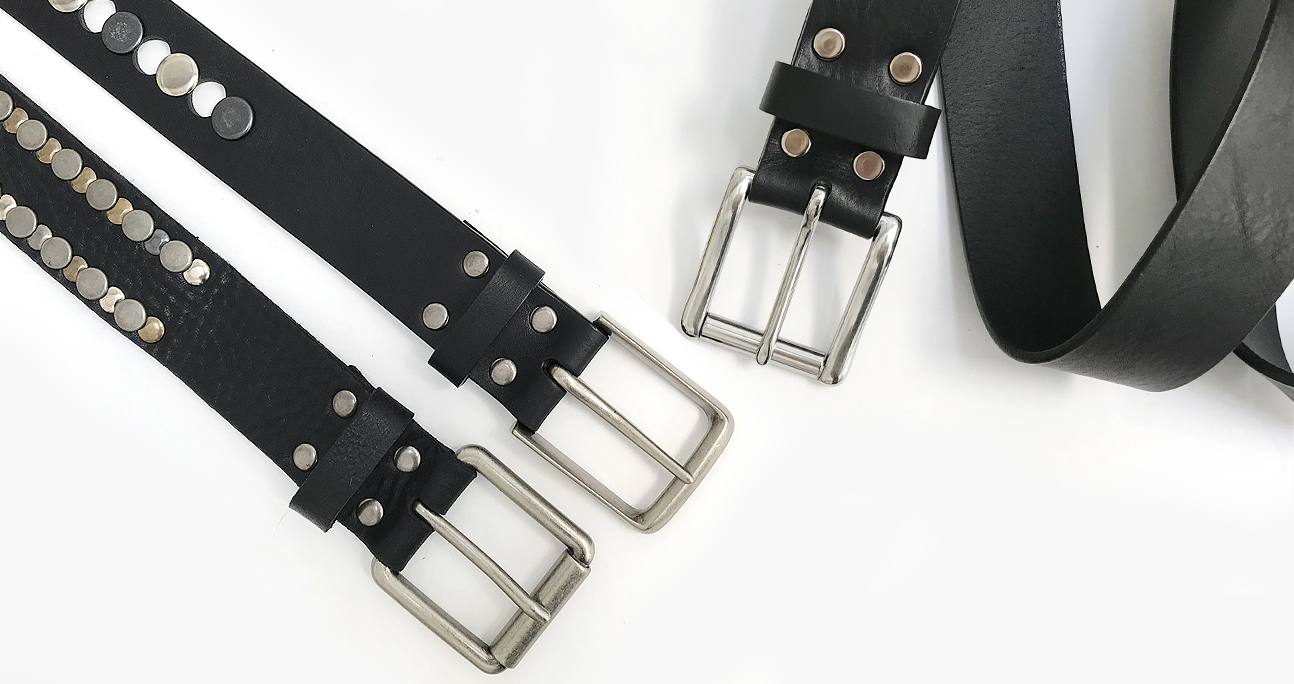 Men's Belt Collection