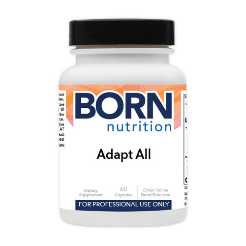 This unique blend of nutrients, herbs and adaptogens supports normal adrenal function during occasional stress and fatigue.