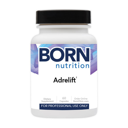 "Contains a blend of adaptogenic botanical and nutrients specifically formulated to counteract the effect of daily stress and support healthy energy level. Its unique blend of ""stress adapting botanicals"" helps the body resist the initial onset of stress by maintaining a balance of the hormones released by the adrenals, such as cortisol and DHEA."