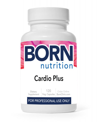 Cardio-Plus supplies Sytrinol, plant sterols, and standardized pomegranate extract to help support cardiovascular health and cholesterol metabolism.