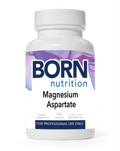Magnesium is an essential mineral for physiological function in the body.  It is essential for all biosynthetic processes and maintaining normal heart function and blood pressure.  It has recently been found to support bone formation while increasing strength.