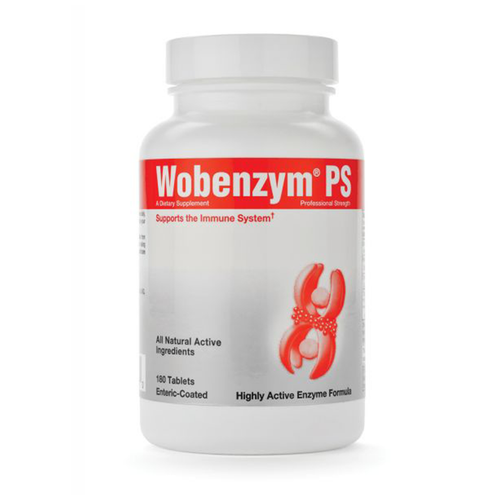 Wobenzym PS is a clinically supported formulation of specific systemic enzymes to help maintain healthy joints, mobility and flexibility.