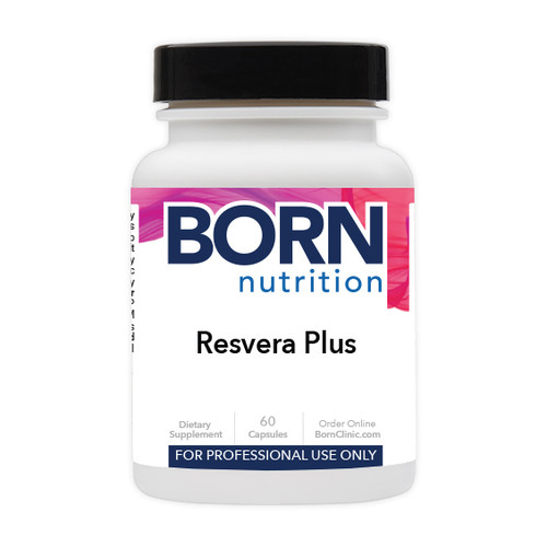 This supplement contains resveratrol, a substance found in red wine that has potent antioxidant properties, and may help support the cardiovascular system and assist in the management of hypertension and associated cardiac disease.