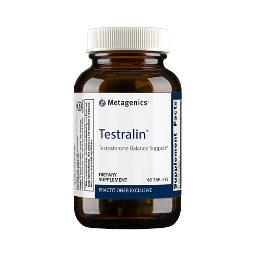 Testralin provides 14 key ingredients that help to maintain the healthy balance of testosterone and estrogen production and metabolism, particularly in men above 40.