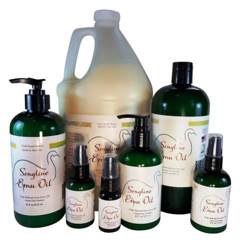 Pure Emu Oil - AEA Certified