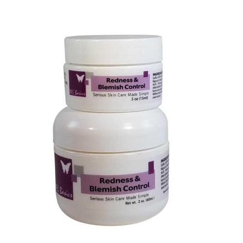 Redness and Blemish Control