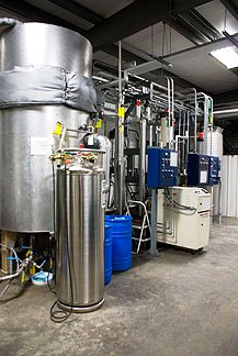 Emu Oil Refining Equipment