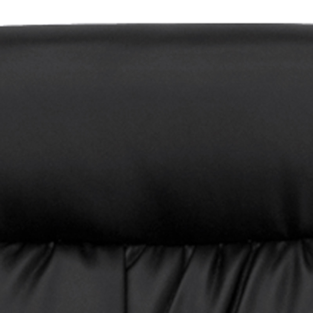 Swell Black Leather Executive Side Chair With Titanium Frame Finish Ff 0443 14 Pdpeps Interior Chair Design Pdpepsorg
