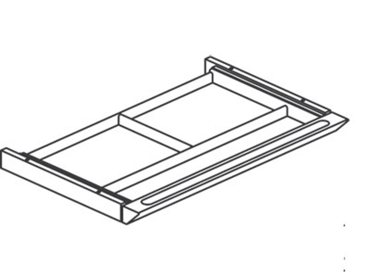 Center Drawer for MT Selection, #MT-MED-CAB9