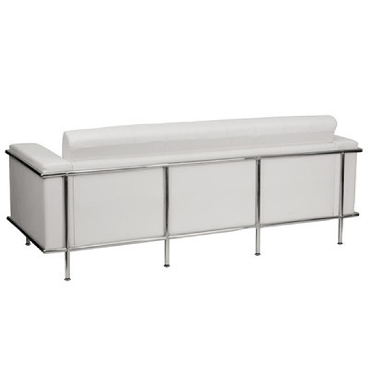 1pc Modern Leather Office Reception Sofa, FF-0447-12