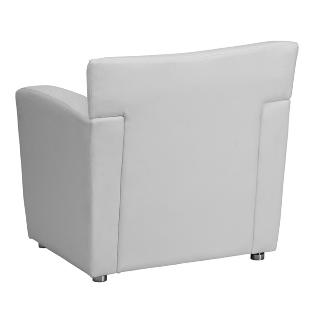 1pc Modern Leather Office Reception Chair, FF-0548-13