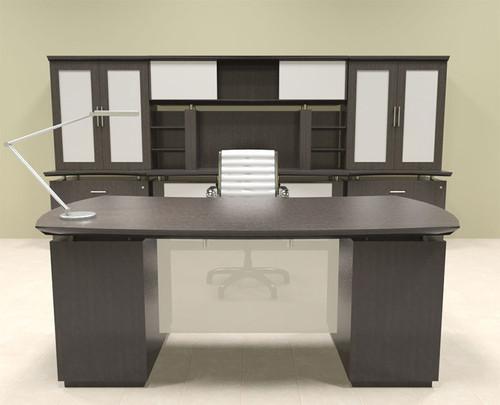 7pc Modern Contemporary Executive Office Desk Set, #MT-STE-D15
