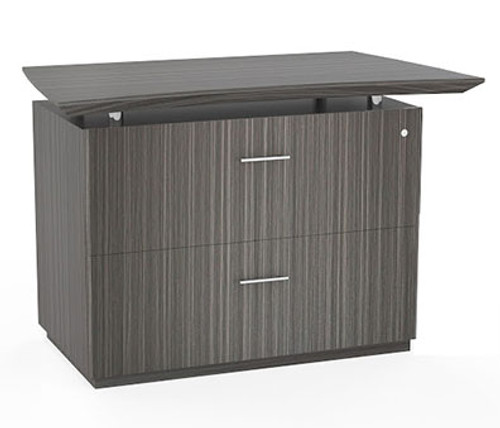"36"" Freestanding 2 Drawer Lateral File Cabinet, #MT-STE-CAB7"