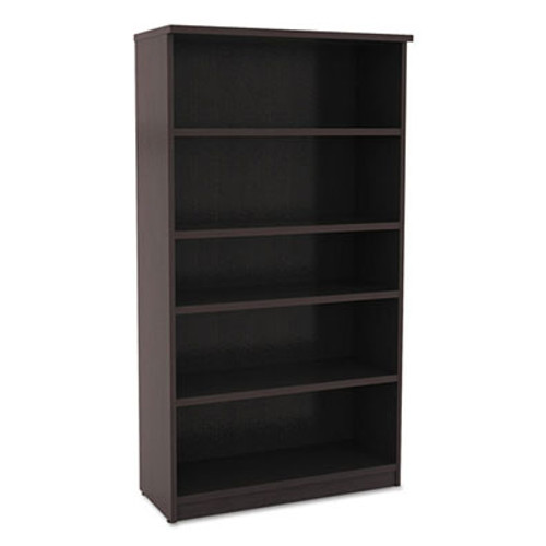 5 Shelf Bookcase, #AL-OPN-CAB7