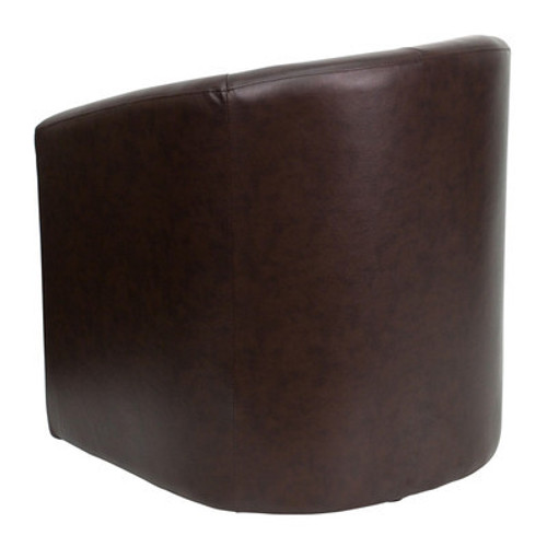 1pc Modern Leather Office Reception Home Guest Chair, FF-0495-12